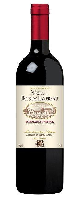 Bouteille vin vignoble Galineau propriétaire récoltant bordeaux