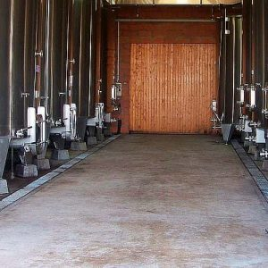 Le Chai du Domaine Galineau propriétaire récoltant vin de Bordeaux Supérieur à Pellegrue
