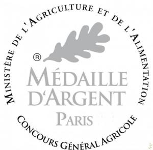 Château Bois de Favereau  Got a silver medal