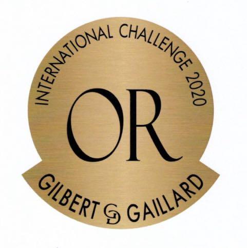 Gilbert & Gaillard Challenge international du vin 2020 - VIGNOBLES GALINEAU  & FILS - Vin de Bordeaux Supérieur Rouge au domaine